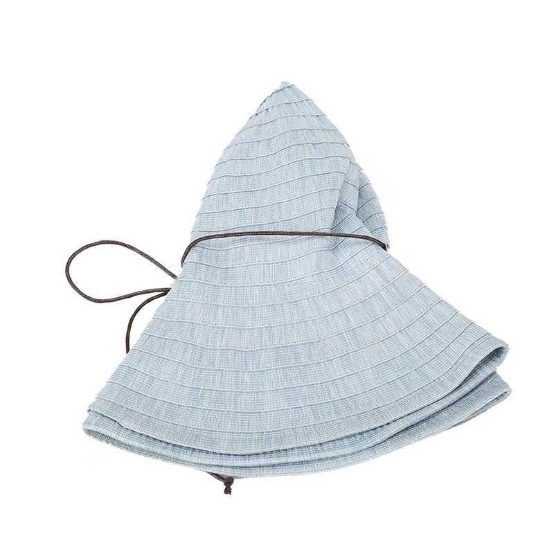 الجملة 2019 رائجة البيع قمة دائرية نسيج عالي الجودة sombrero سترو قبعة الصيف قبعة الشمس الإناث عادية قبعة للشاطئ السيدات طوي