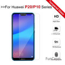 Tempered glass for huawei p20 lite glass p 20 10 20lite 20pro p20 pro p