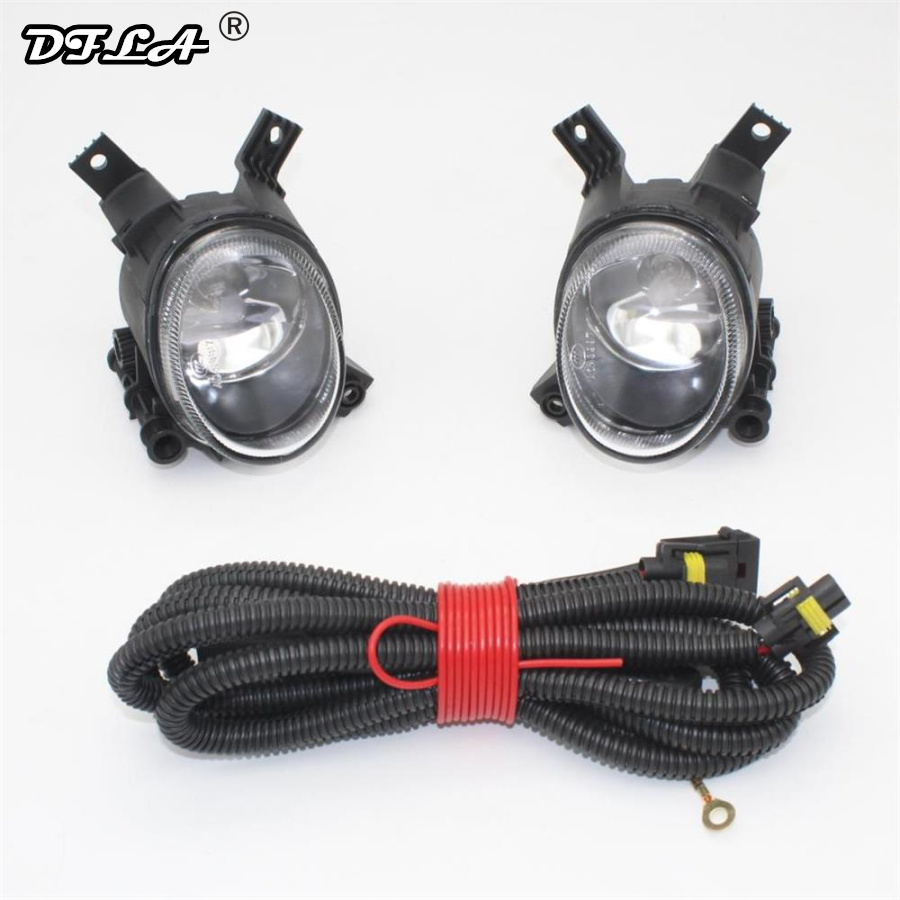Fog Light For Audi A4 S4 Avant B7 2005 2006 2007 2008 Car Styling Wiring Harness