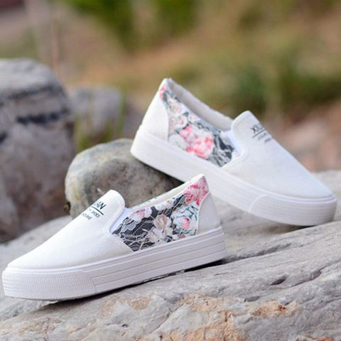Taoffen New Spring Brand Women Vulcanized Shoes Party Shoes Women Fashion Simple White Casual Daily Shoes Sneakers Size 35-40 Multan