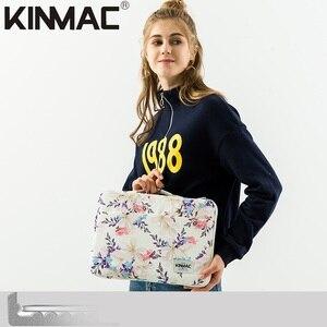 "Image 2 - 2020 New Brand Kinmac Handbag Sleeve Case Laptop Bag 12"",13"",14"",15"",15.6"",Bag For MacBook Air Pro,Wholesale Free Shipping KS020"