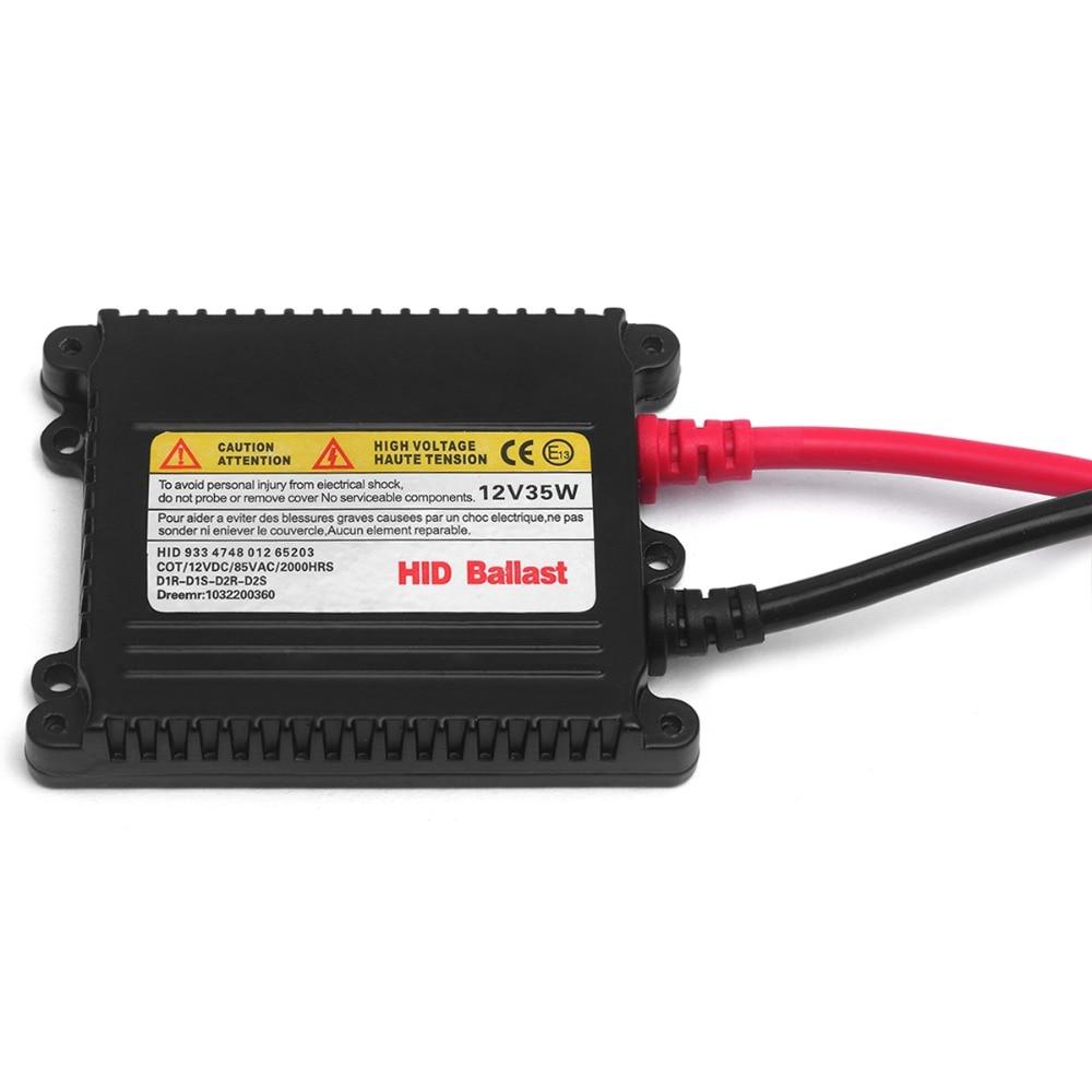 1set 12V HID H4 bi-xenon kit 4300K 6000K 35W 5000K 8000K 10000K - Φώτα αυτοκινήτων - Φωτογραφία 4