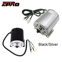 TDPRO New 48V 1800W Brushless DC Motor Speed Controller Black Silver For Motorcycle Gokart Scooter Electric/Dirt/Pocket Bike ATV