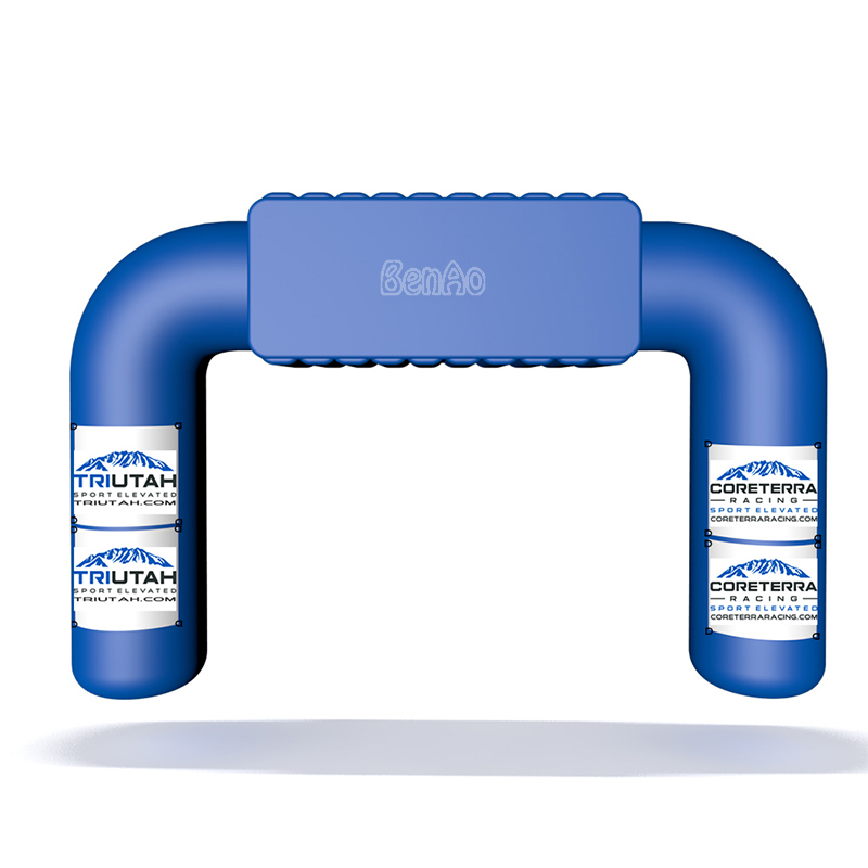Benao AR502 25ft <font><b>Inflatable</b></font> <font><b>Billboard</b></font> Archway,giant rectangle <font><b>inflatable</b></font> arch/customized logo/color image