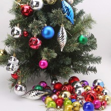 Christmas Xmas Tree Pendant Bauble Hanging Home Party Wedding Ornament Decor Decorations For