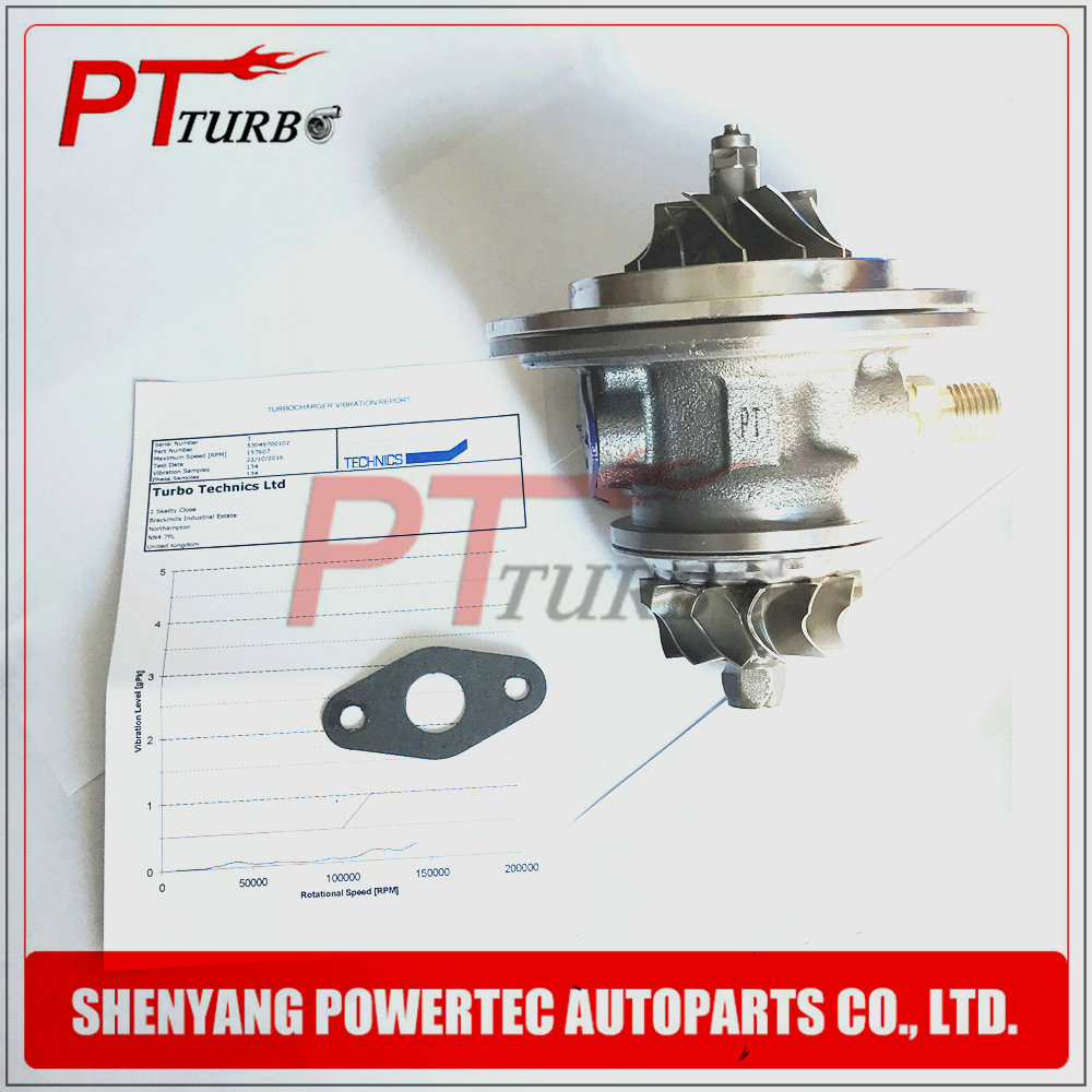 Turbo charger cartridge core R2S K04 turbine chra 10009700052 10009700053 10009700064 for VW Amarok 2.0 BiTDI 120KW 03L145701F r2s