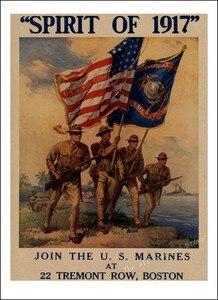 Image 3 - World War vintage Retro Kraft  Poster. World War 1, World War 2 propaganda poster retro poster style decorative/901