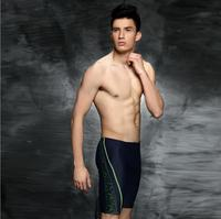 Hot Swimwear Men Competitive Swim Briefs Trunks Male Swimsuit Racing Jammers Swimming Board Shorts Plus Size