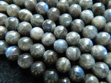 Free shipping natural grade A+ labradorite 12mm smooth round loose beads for jewelry making design