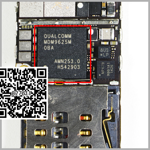 Baseband Chip Iphone  Plus