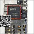 100% nueva original mdm9625m oba chip de chip de banda base para iphone 6 iphone6 plus 4g lte módem procesador