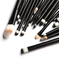 Best Deal New Good Quality 20PCS Makeup Brush Set Cosmetic Tools Eye Shadow Pen Eyeliner Eyelash Brush Gift 1 Set dropshipping