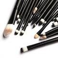 Mejor precio Nueva Buena Calidad 20 UNIDS Pincel de Maquillaje Set Herramientas de Cosméticos Sombra de Ojos Lápiz Delineador de ojos Cepillo de Pestañas Regalo 1 Unidades