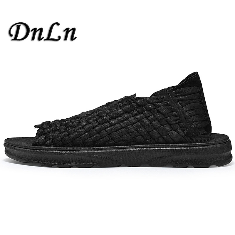 2018 New Arrived Summer Sandals Men Shoes Quality Comfortable Men Sandals Fashion Design Casual Men Sandals Shoes D30
