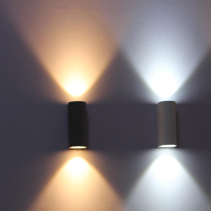 Lampă de perete în exterior, IP65 Rezistent la apă impermeabilă - Iluminat exterior - Fotografie 1