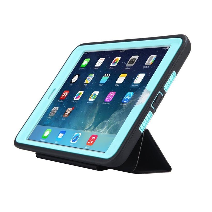 Para iPad Mini 4/3/2/1 Smart Cover + Silicona Estuche rígido de TPU - Accesorios para tablets - foto 3