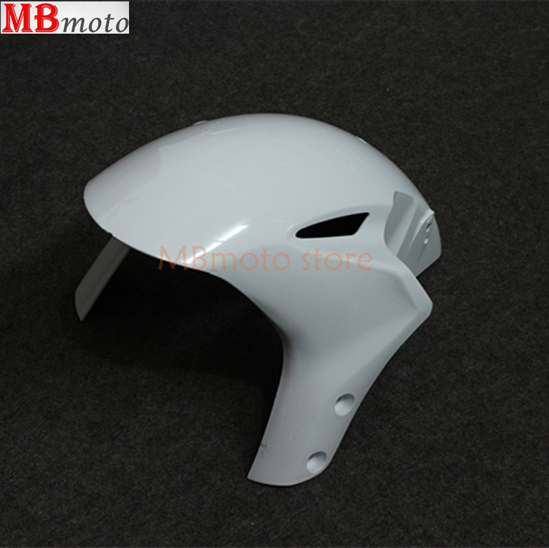 2010-2013 For Honda VFR 1200 ABS Plastic Front Fender <font><b>VFR1200</b></font> 2010 2011 2012 2013 Motorcycle Fairing Cover Parts Cowling image