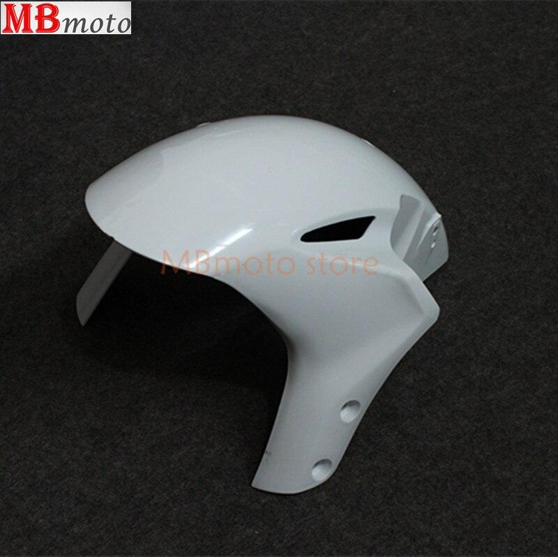 2010-2013 pour Honda VFR 1200 ABS plastique avant Fender VFR1200 2010 2011 2012 2013 moto carénage couverture pièces capot