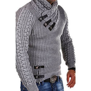 SMONSDLE Sweater Coat Cardigan Jumper Knitting Men Autumn Winter Fashion Casual New Warm
