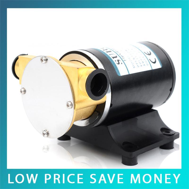 DC Power Portable Bilge Pump 12V/24V Centrifugal Pump For Salt Water  free shipping dc 12v 24v 600 750 1100gph automatic bilge pump submersible boat water pump electric pump for boats bilge pump 12v
