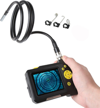 Swirsnt 2.7 inch Color Screen Digital Waterproof Handheld 8.2MM Lens Endoscope Borescope Inspection Camera Snake
