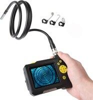 Swirsnt 2,7 zoll Farbbildschirm Digitalen Wasserdichte Hand 8,2 MM Objektiv Endoskop Inspektionskamera Schlange