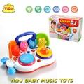 Teclado de Piano Juguetes Educativos Tempranos de Dibujos Animados Bebé caliente DJ Jugador Juguetes Instrumento Musical Juguetes YQ88105