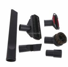 6 в 1 Пылесосы для автомобиля Кисточки сопла дома пыли щелевая лестницы Tool Kit 32 мм 35 мм # C05 #