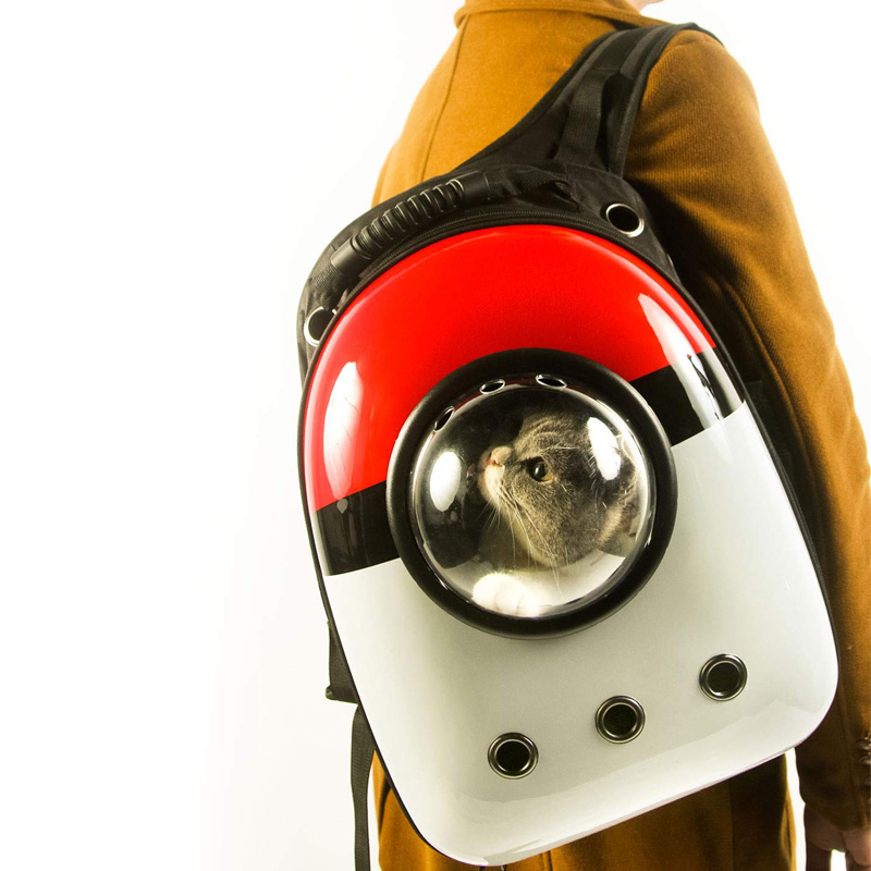 Hot Space Capsule Pet Carrier Backpack Waterproof for Cat Small Dog FQ-ingHot Space Capsule Pet Carrier Backpack Waterproof for Cat Small Dog FQ-ing