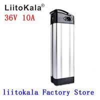 Liitokala 36 v 500 w 배터리 36 v 10ah 전기 자전거 배터리 36 v 10ah 리튬 배터리 bafang/8fun 350 w 500 w 모터