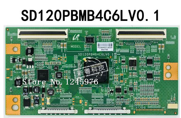 Free Shipping 100% Original For LED48K510G3D  SD120PBMB4C6LV0.1 With LTA480HW01