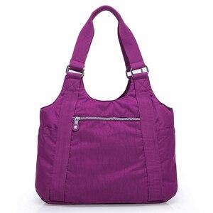 Image 3 - Tegaote Messenger Tas Voor Vrouwen Luxe Designer Portemonnees En Handtas Nylon Top Handvat Tassen Lady Casual Bolsa Feminina Mujer 2020