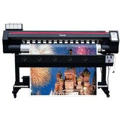 1600Mm Ecosolvent drukarka ploter znak winylu Billboard maszyna drukarska 1.6M szeroki Format cyfrowy ploter drukujący 1440Dpi