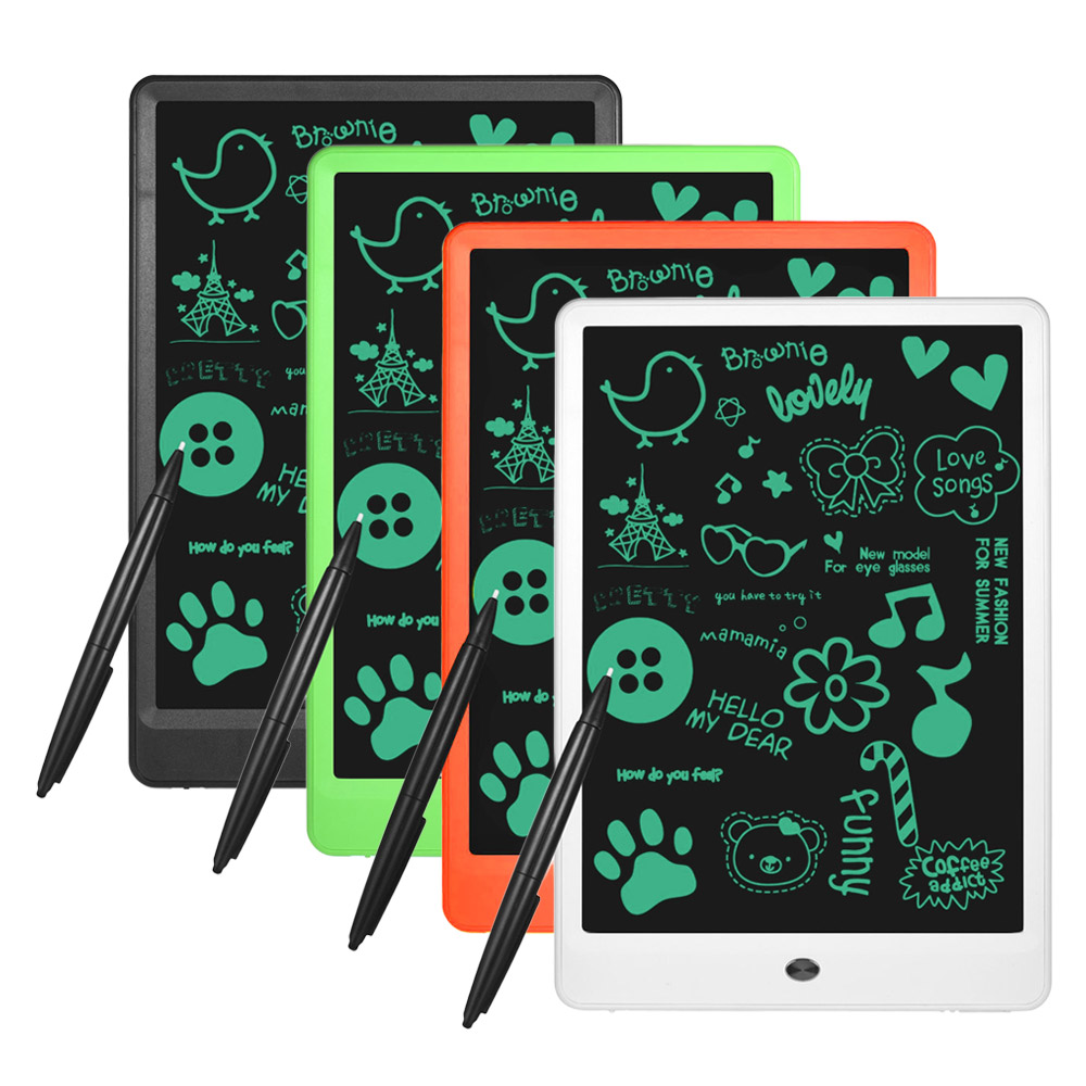10inch Digital LCD Writing Tablet graphics drawing pad handwriting board for kids free shipping 8 5 inch frog handwriting tablet board lcd writing tablet graphic drawing board for kids xxm8
