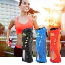 AONIJIE Outdoor 500ml Running Handheld Water Bottle 5.5 inch Phone Hydration Pack Jogging Bag Phone Bottle Holder Pack