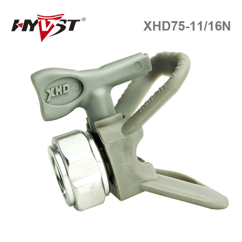 X stype 11/16 Tip Guard Airless Spray Gun Extreme Heavy-Duty Guard 7250psi the white guard