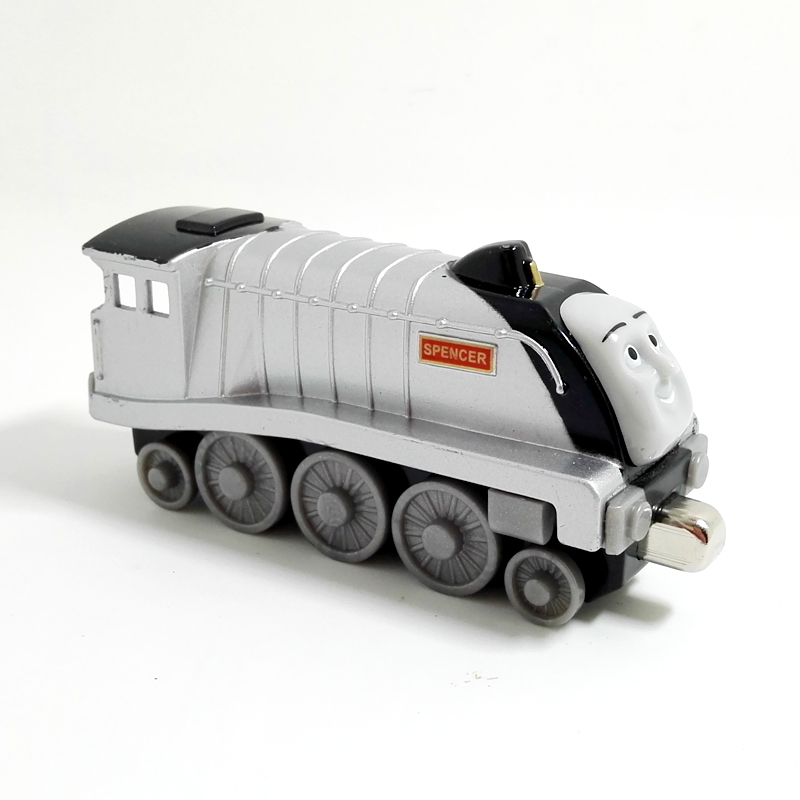 T0062 Gift Diecasts Vehicles Thomas Spencer Thomas And Friends Magnetic Truck Car Locomotive Railway Train For Boys children