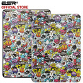 For Kindle Paperwhite Case, ESR Illustrators Series Folio Stand Smart Cover Cartoon Case Auto Wake/Sleep for Kindle Paperwhite