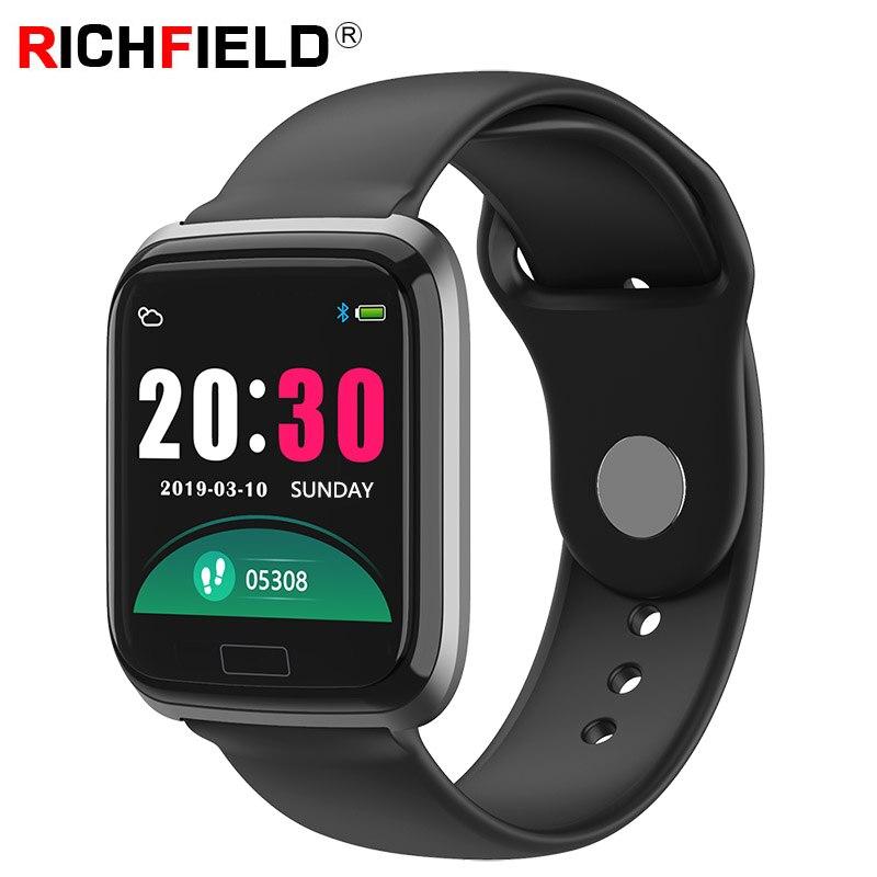 Smart Bracelet IP67 Blood Pressure Oxygen Monitor Smartband Smart Watch Fitness Tracker Pulsera Inteligente Smart Band Wristband