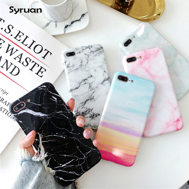 P20 Luxury Marble Case on For Coque Huawei P20 Lite Case Cover Soft Gel TPU Silicone For Huawei P20 Pro Fundas Capa carcasa