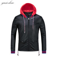 New Arrival Men S Long Sleeve Hoodies Sweatshirts Top Quality Brand Casual Nugget Printing Black Coat