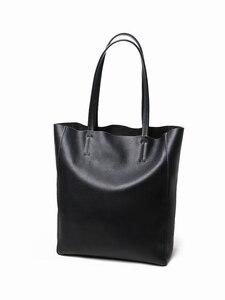 Image 2 - NMD сумки на плечо из натуральной кожи для женщин, роскошные сумки, женские сумки, дизайнерские модные мягкие сумки с большой подкладкой
