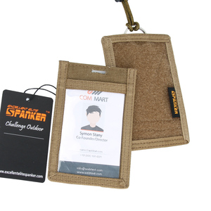 Image 5 - EXCELLENT ELITE SPANKER Hunting ID Holder Tactical Pouch File Folder Organizer Bag Military  Two in One with Chest Hanging