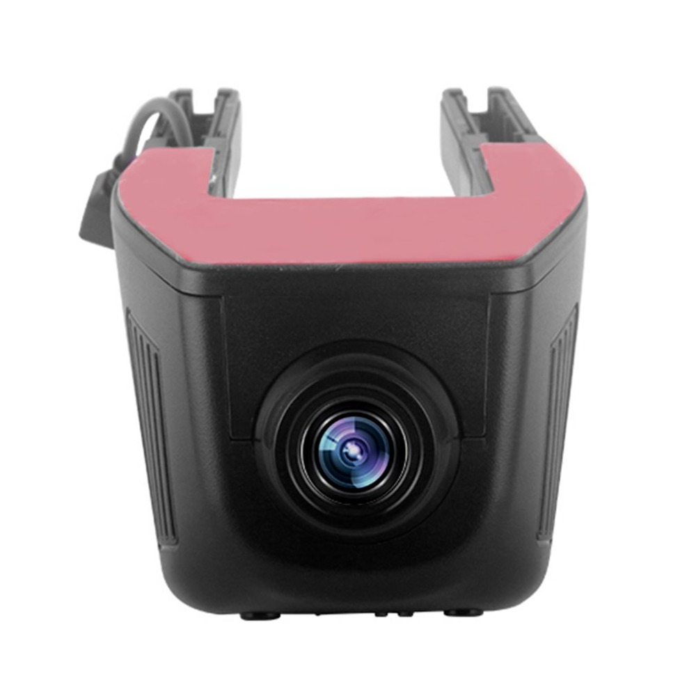 FHD 1080P Invisible Wifi Car DVR Dash Cam Video Recorder Dual Lens 170-degree Wide Angle Camera Built-in G-Sensor