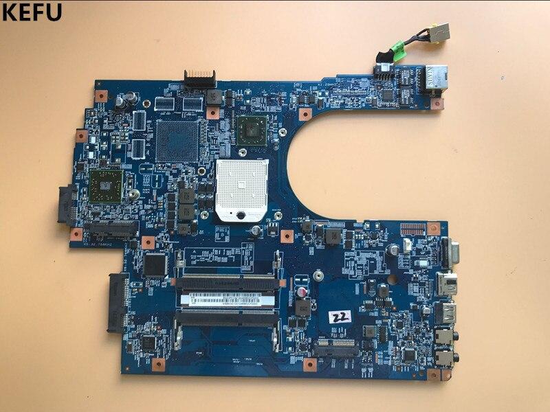 KEFU MBPT901001 MB PT901 001 For Acer 7551 7551G Laptop Motherboard JE70 DN 48 4HP01 011