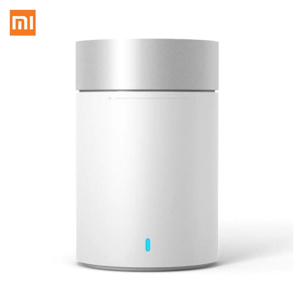 Xiao mi mi haut-parleur de poche 2,5 W, 4 & amp #937, sans fil, 10 m, haut-parleur stéréo portable, argent, blanc