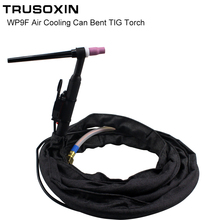 Welding Tools Parts 3M WP9F Air Cooled Argon Flexible TIG Gun Torch With Large Nut Connector
