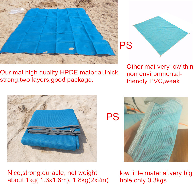sand free mat_PS