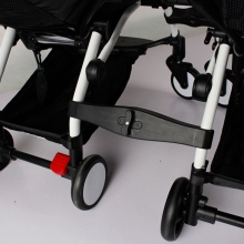 3 шт. муфта втулка в коляски для babyzen yoyo детское yoya соединитель коляски адаптер сделать YOYO в коляска для близнецов