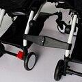3 шт. муфта втулка Вставка в коляски для babyzen yoyo детское <font><b>yoya</b></font> соединитель коляски адаптер сделать YOYO в коляска для близнецов